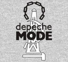 Depeche Mode : Live Hambourg - Black & White by Luc Lambert