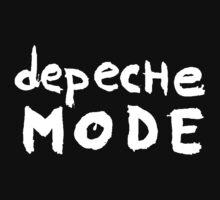 Depeche Mode : I Feel You font - white T-Shirt