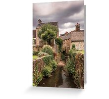 In the heart of Normandy Greeting Card
