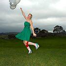 green dress test... by katie bruce