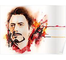 Mr. Stark Poster