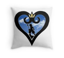 Master of Hearts! Throw Pillow