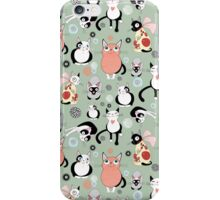 Collection of Cats iPhone Case/Skin