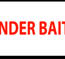 Kender Bait Sticker