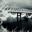 Morpeth  Bridge by Naomi Frost