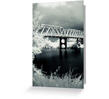 Morpeth  Bridge Greeting Card