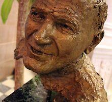Pope John Paul II In St. Matthew's Cathedral -- 1 by Cora Wandel