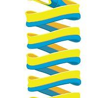 Ribbon Eel by AquanautStudio