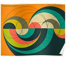 GOLDNER HARARY ARC GRAPH Poster