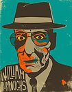 William Burroughs by JazzberryBlue