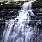 Waterfall by PhotoNinja