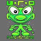 UFO Flying Instructor T by Sookiesooker