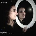Face in the Mirror by Deborah-Jean McGonigal