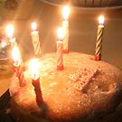 Blow out the candles by enigmatic