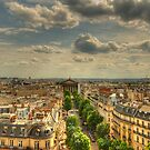 Paris Vista by Craig Goldsmith