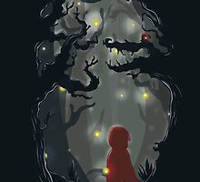 Little Red Riding Hood by PepperMoon