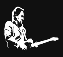 Stencil Bruce Springsteen by ejoy87