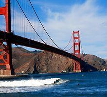 Golden Gate Bridge by Robbie Gibson