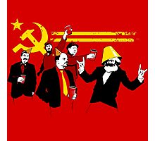 The Communist Party (original) Photographic Print