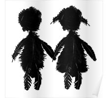 Depeche Mode : Angels Boy and Girl - 1 - Black Poster