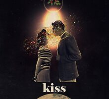 Get The Blessing Collection: New Year's Kiss by Frank  Moth