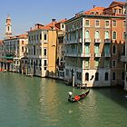 Grand Canal, Venice by RedHillDigital