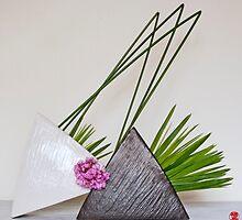 Ikebana-033 by Baiko
