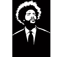 Stencil Questlove The Roots Photographic Print