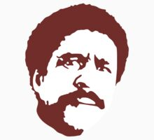 Stencil Richard Pryor Face by ejoy87