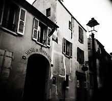 musee de montmartre by VanessaHall