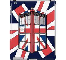 Type UK TARDIS iPad Case/Skin