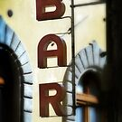 A Bar in Chianti by Craig Mitchell