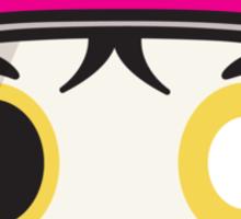 Mikoto's Baby Daruma  Sticker