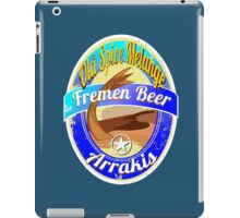 FREMEN BEER OLD SPICE MELANGE  iPad Case/Skin