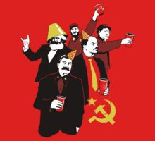 The Communist Party (variant) T-Shirt