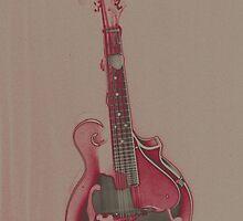 Mandolin 389 by michaelshelley