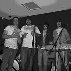 First Gig by Pavey