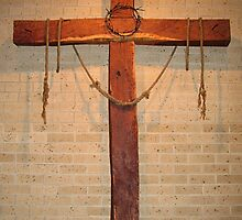 """The Instruments of Crucifixion"": I am thankful for my Faith by Carole-Anne"