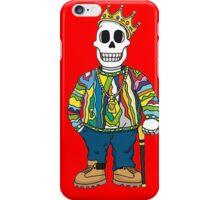Skull Biggie iPhone Case/Skin