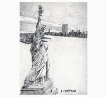 """The Statue of Liberty""  by Hoffard"