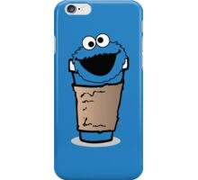 COFFEE MONSTER.  iPhone Case/Skin