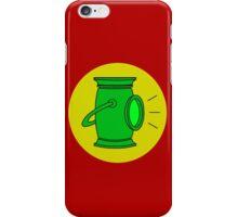 Alan Scott - Original Green Lantern iPhone Case/Skin