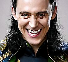 Loki - There Are No Men Like Me XVI by DeMoy