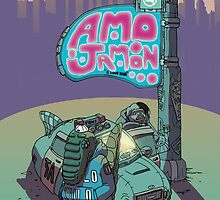 AMO JAMON cover by galvo