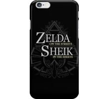 Zelda in the Streets iPhone Case/Skin