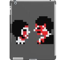 8-bit Demolition Lovers iPad Case/Skin
