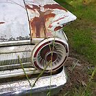 Rusting Ford by Tim Gourley
