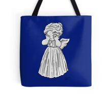 Don't Cry, Li'l Angel Tote Bag
