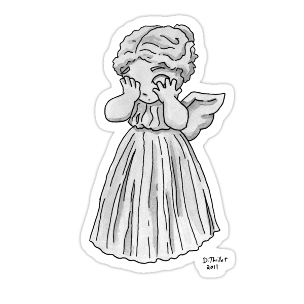 Don't Cry, Li'l Angel by PersonalGenius