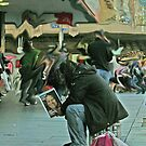 melbournes big issue by Neil Mouat